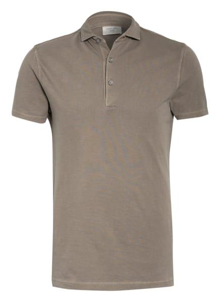 PROFUOMO Piqué-Poloshirt, Farbe: BEIGE (Bild 1)