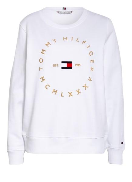 TOMMY HILFIGER Sweatshirt, Farbe: WEISS (Bild 1)