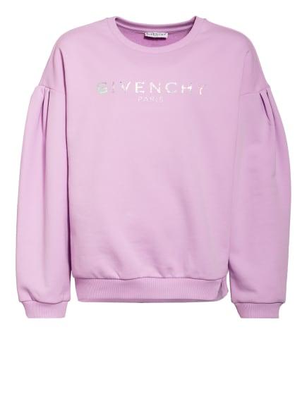 GIVENCHY Sweatshirt, Farbe: HELLLILA (Bild 1)