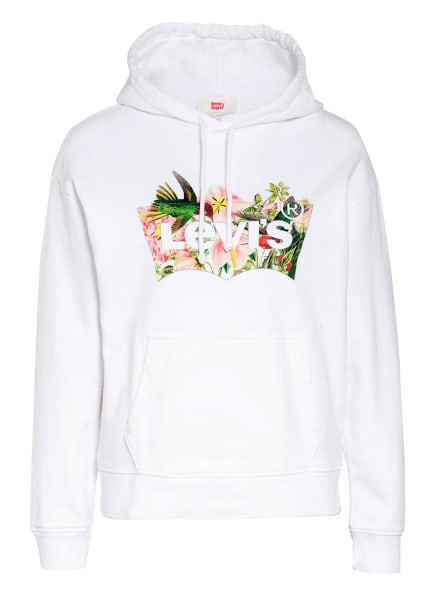 Levi's® Hoodie , Farbe: WEISS (Bild 1)