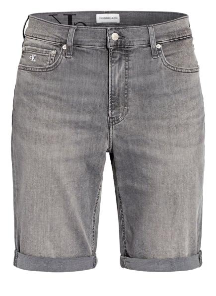 Calvin Klein Jeans Jeans-Shorts, Farbe: 1BZ DENIM GREY (Bild 1)