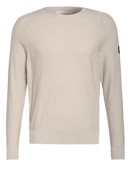 Calvin Klein Pullover, Farbe: BEIGE (Bild 1)