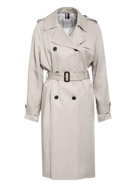 TOMMY HILFIGER Trenchcoat, Farbe: CREME (Bild 1)