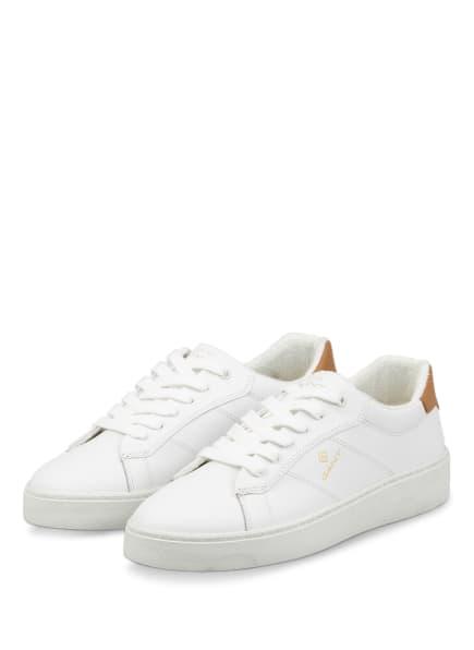 GANT Sneaker LAGALILLY, Farbe: WEISS/ BEIGE (Bild 1)