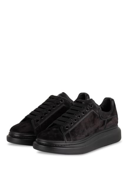 Alexander McQUEEN Sneaker LARRY, Farbe: SCHWARZ (Bild 1)