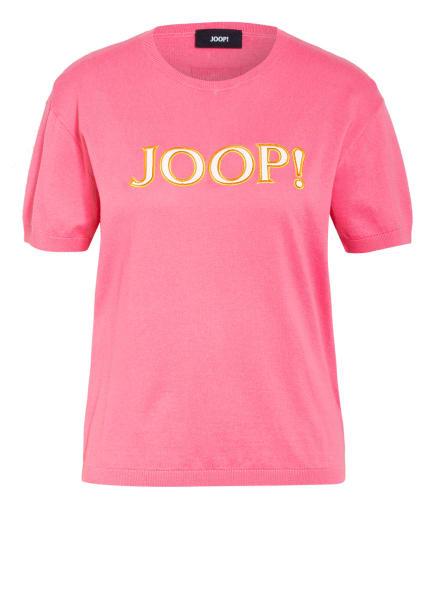 JOOP! Strickshirt KAMILA , Farbe: PINK (Bild 1)