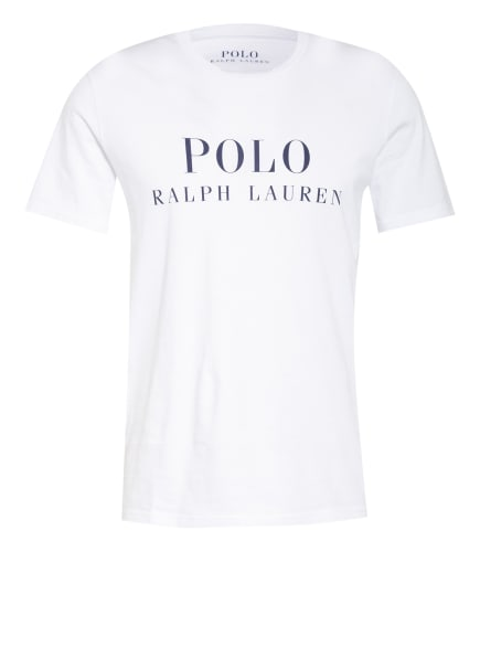 POLO RALPH LAUREN Lounge-Shirt, Farbe: WEISS (Bild 1)