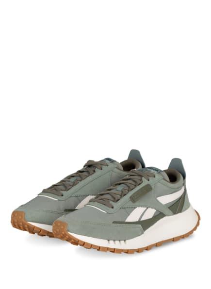 Reebok CLASSIC Sneaker LEGACY, Farbe: HELLGRÜN/ WEISS (Bild 1)