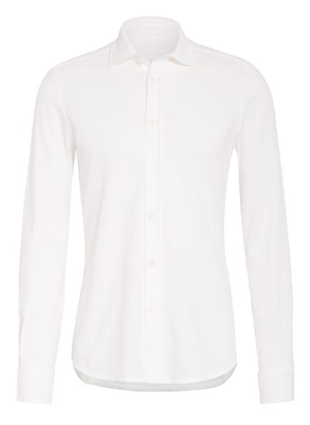 CIRCOLO 1901 Jerseyhemd Slim Fit, Farbe: WEISS (Bild 1)