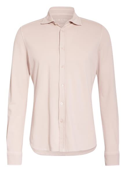 CIRCOLO 1901 Jerseyhemd Slim Fit, Farbe: ROSÉ (Bild 1)