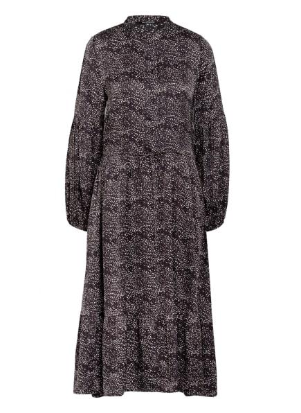 BRUUNS BAZAAR Kleid BECCA ARY, Farbe: SCHWARZ/ WEISS/ ROSÉ (Bild 1)