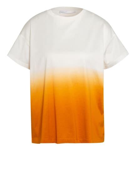 BOSS T-Shirt EDIPPA, Farbe: NEONPINK/ HELLORANGE/ DUNKELORANGE (Bild 1)