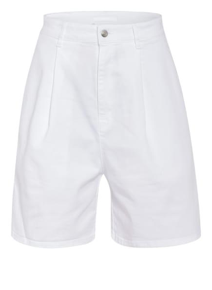 BOSS Jeans-Shorts DENIM SHORTS 1.0, Farbe: 115 OPEN WHITE (Bild 1)