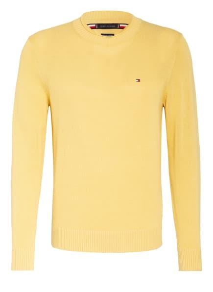 TOMMY HILFIGER Pullover, Farbe: GELB (Bild 1)