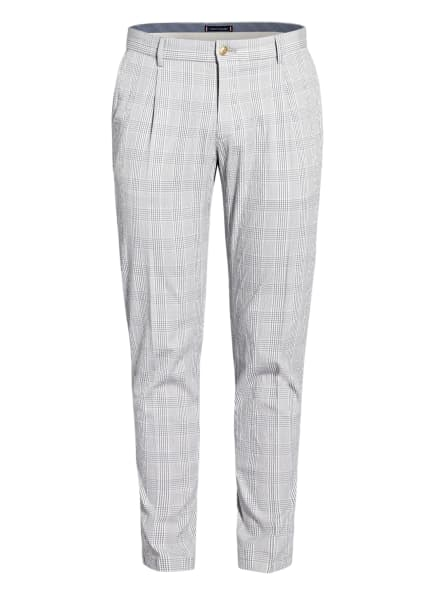 TOMMY HILFIGER Chino HAMPTON Slim Fit, Farbe: HELLGRAU/ GRAU/ WEISS (Bild 1)