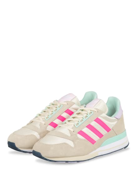 adidas Originals Sneaker ZX 500 W, Farbe: MINT/ CREME/ PINK (Bild 1)