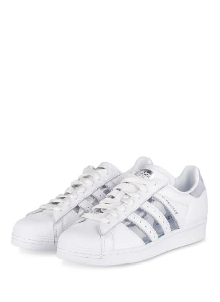 adidas Originals Sneaker SUPERSTAR, Farbe: WEISS (Bild 1)