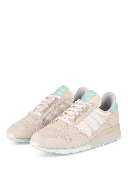 adidas Originals Sneaker ZX 500, Farbe: CREME/ WEISS/ MINT (Bild 1)