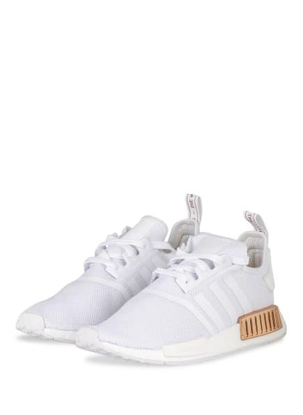 adidas Originals Sneaker NMD_R1, Farbe: WEISS (Bild 1)