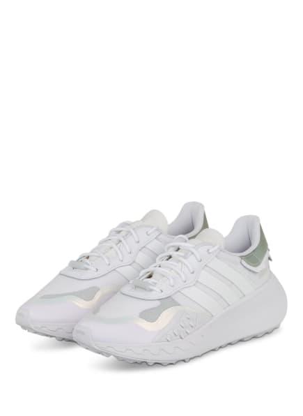adidas Originals Plateau-Sneaker CHOIGO , Farbe: WEISS (Bild 1)