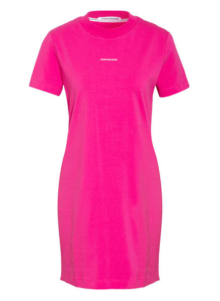 Calvin Klein Jeans Kleid, Farbe: PINK (Bild 1)