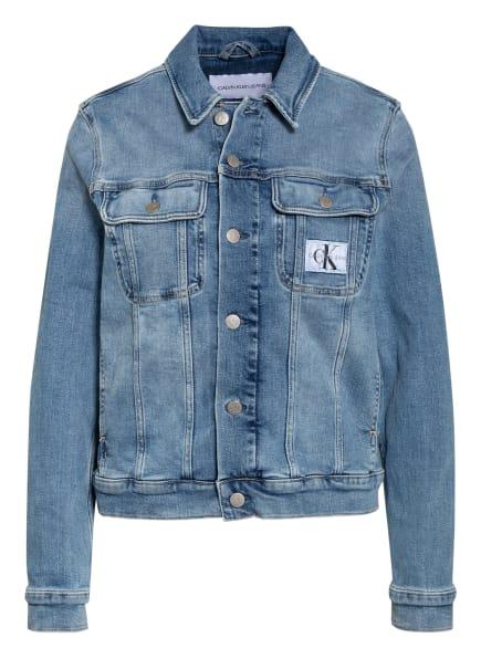Calvin Klein Jeans Jeansjacke, Farbe: BLAU (Bild 1)