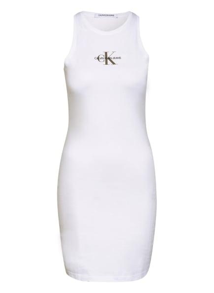 Calvin Klein Jeans Kleid, Farbe: WEISS (Bild 1)