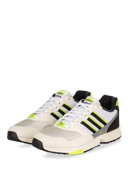 adidas Originals Sneaker ZX 1000 C, Farbe: ECRU/ NEONGELB/ SCHWARZ (Bild 1)