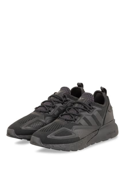 adidas Originals Sneaker ZX 2K BOOST, Farbe: SCHWARZ (Bild 1)