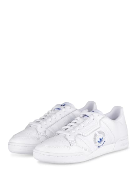 adidas Originals Sneaker CONTINENTAL 80, Farbe: WEISS (Bild 1)