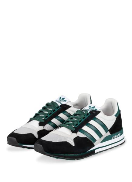 adidas Originals Sneaker ZX 500, Farbe: GRÜN/ WEISS/ SCHWARZ (Bild 1)