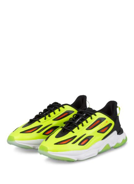 adidas Originals Sneaker OZWEEGO CELOX, Farbe: GELB/ SCHWARZ (Bild 1)
