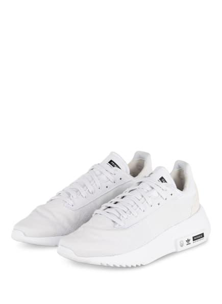 adidas Originals Sneaker GEODRIVER PRIMEBLUE, Farbe: WEISS (Bild 1)