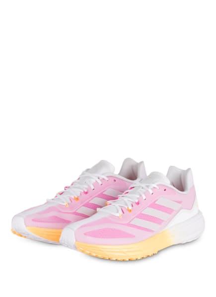 adidas Laufschuhe SL20.2, Farbe: PINK/ WEISS (Bild 1)