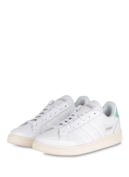 adidas Sneaker GRAND COURT SE, Farbe: WEISS/ MINT (Bild 1)