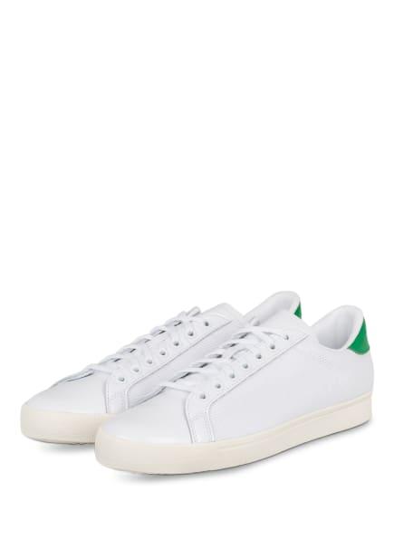 adidas Originals Sneaker ROD LAVER VINTAGE, Farbe: WEISS/ GRÜN (Bild 1)