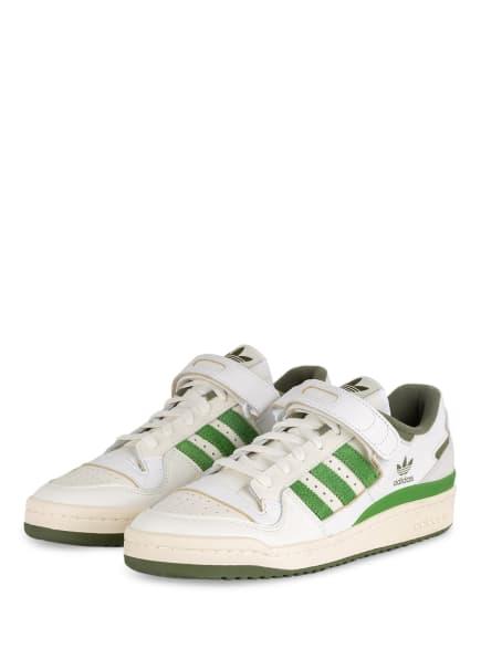 adidas Originals Sneaker FORUM 84, Farbe: WEISS/ GRÜN (Bild 1)