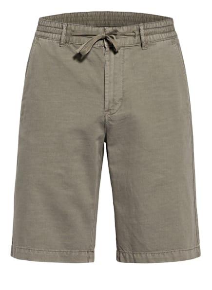 FYNCH-HATTON Shorts Casual Fit, Farbe: OLIV (Bild 1)