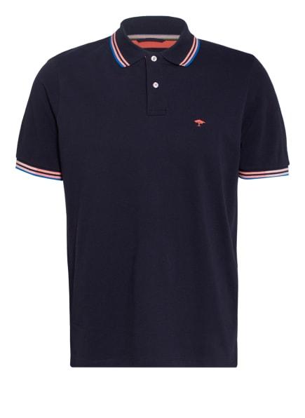 FYNCH-HATTON Piqué-Poloshirt, Farbe: DUNKELBLAU (Bild 1)