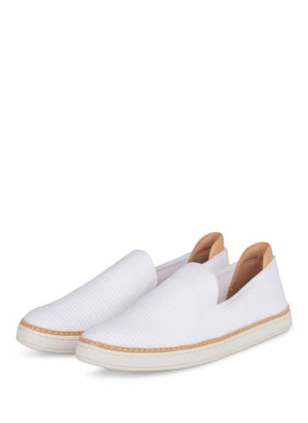 UGG Slip-on-Sneaker SAMMY, Farbe: WEISS (Bild 1)