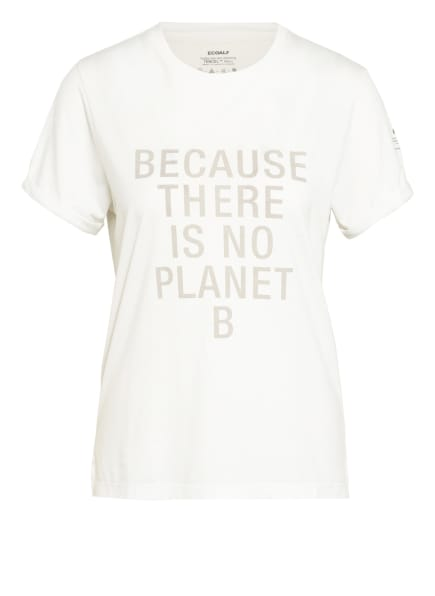 ECOALF T-Shirt ONDA, Farbe: CREME/ HELLGRAU (Bild 1)