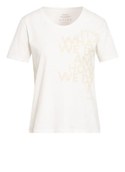 ECOALF T-Shirt AQUA, Farbe: CREME/ BEIGE (Bild 1)