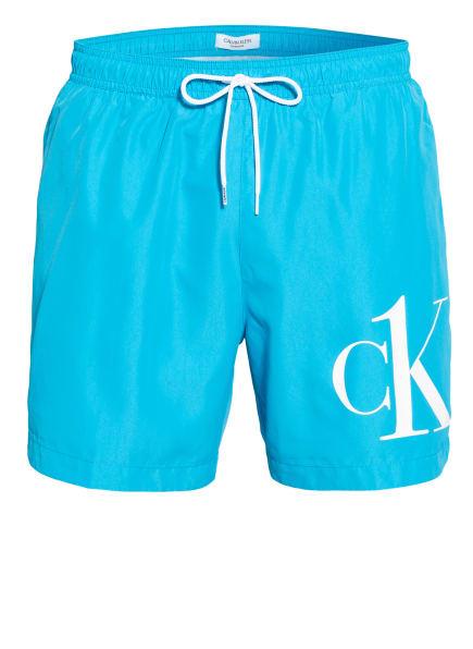 Calvin Klein Badeshorts CK ONE, Farbe: HELLBLAU (Bild 1)