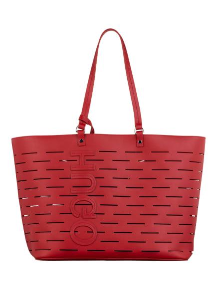 HUGO Shopper mit Pouch, Farbe: ROT (Bild 1)