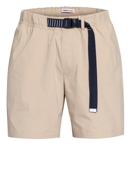 TOMMY JEANS Shorts Relaxed Fit, Farbe: BEIGE (Bild 1)