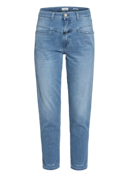 CLOSED Flared Jeans PEDAL PUSHER , Farbe: MBL MID BLUE (Bild 1)