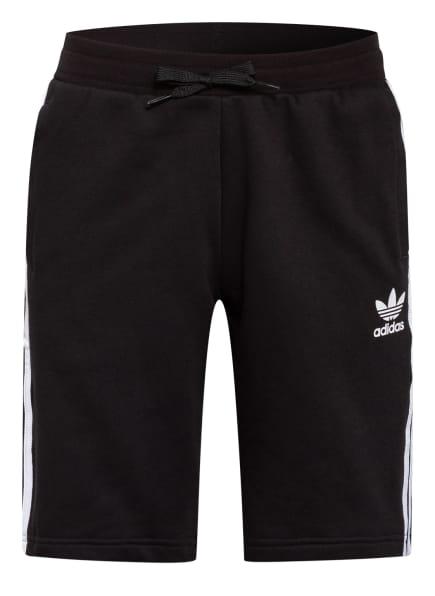 adidas Originals Sweatshorts , Farbe: SCHWARZ/ WEISS (Bild 1)