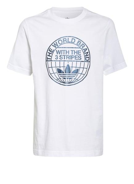 adidas Originals T-Shirt GRAPHIC, Farbe: WEISS (Bild 1)