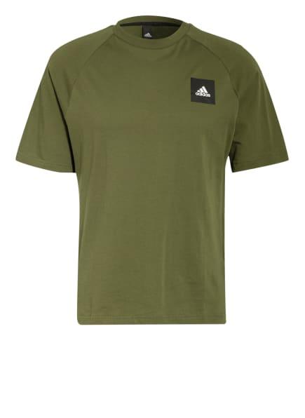 adidas T-Shirt , Farbe: OLIV (Bild 1)