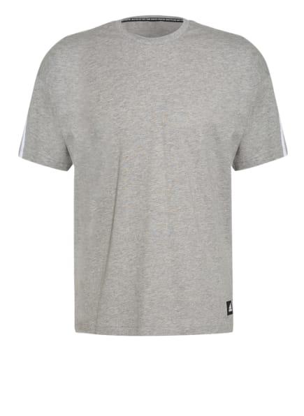adidas T-Shirt SPORTSWEAR, Farbe: HELLGRAU (Bild 1)